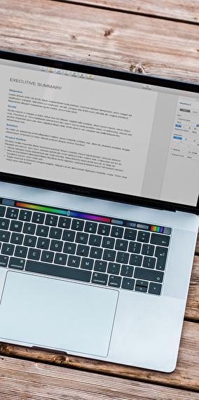 WRITE RELEVANT E-MAILS