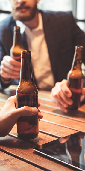 Lëtzblock community drink - Networking