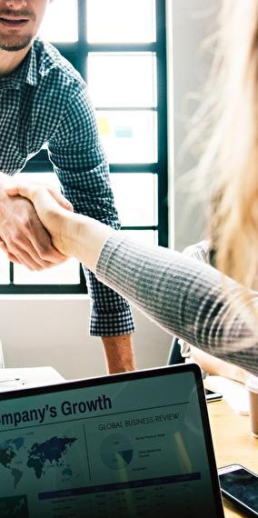 Conduct a recruitment interview - Hiring