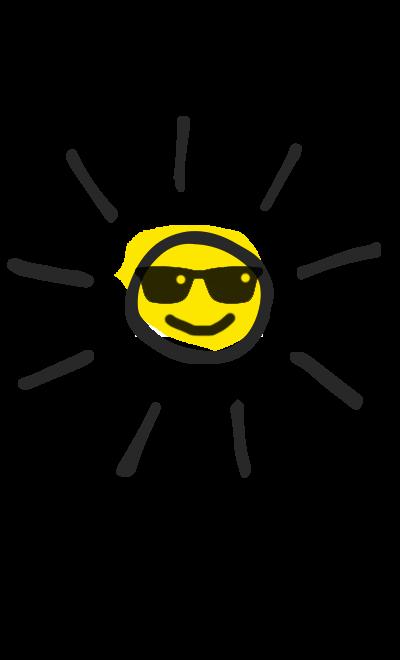 Soleil: oh ça réchauffe les coeurs